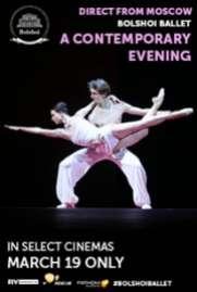 Bolshoi Ballet: Contemporary Eve 17